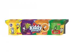 Illatos gyurma, Creative Kids 4 db-os kreatív készlet