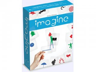 Imagine (Cocktail Games, asszociációs partyjáték, 12-99 év)