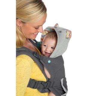 Infantino Cuddle Up Ergonomic Hoodie hordozó kenguru