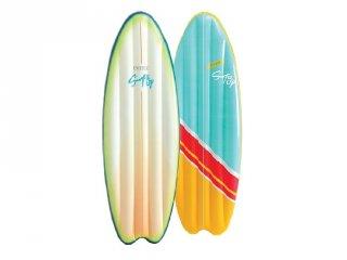 Intex Surfs up matrac kétféle színben, strandjáték (178x69 cm)
