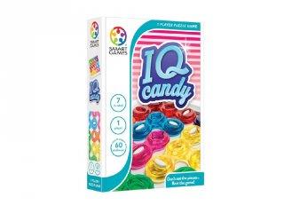 IQ Candy (Smart Games, egyszemélyes logikai játék, 6-99 év)