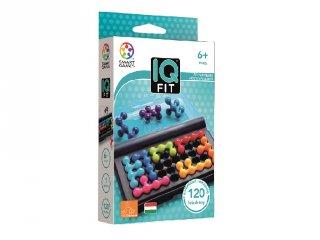 IQ Fit, Smart Games egyszemélyes logikai játék 120 feladvánnyal (6-99 év)