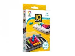 IQ Puzzler Pro (Smart Games, logikai játék, 120 feladvány, 6-99 év)