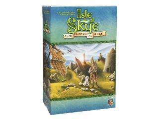 Isle of Skye, angol nyelvű társasjáték (Lookout Games, családi társasjáték, 8-99 év)