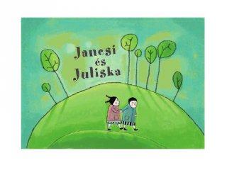 Jancsi és Juliska, Papírszínház mese (Grimm fivérek)