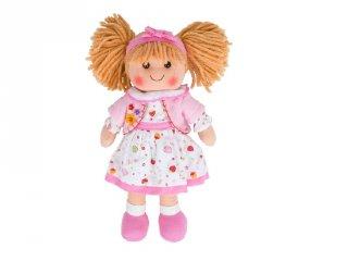 Játékbaba, Ava 35 cm (Bigjigs, szerepjáték, 1-7 év)
