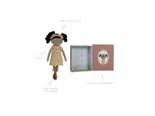 Játékbaba, Evi 35 cm, Little Dutch szerepjáték díszdobozban (4531, 0-4 év)