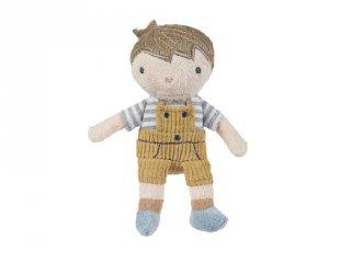 Játékbaba, Jim 10 cm, Little Dutch szerepjáték díszdobozban (4523, 0-4 év)