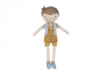 Játékbaba, Jim 35 cm, Little Dutch szerepjáték díszdobozban (4524, 0-4 év)