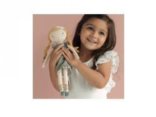 Játékbaba, Julia 35 cm, Little Dutch szerepjáték díszdobozban (4530, 0-4 év)