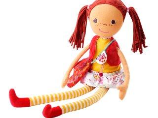 Játékbaba, Olga (Lilliputiens, 86528, lányos játék, 2-7 év)