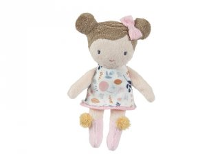 Játékbaba, Rosa 10 cm, Little Dutch szerepjáték díszdobozban (4520, 0-4 év)