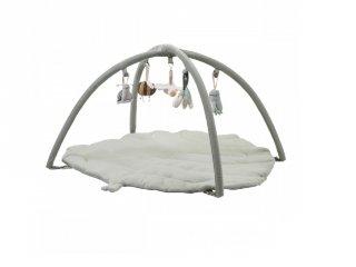 Játszószőnyeg játékhíddal gúnáros, Little Dutch készségfejlesztő bébijáték (8517)