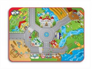 Játszószőnyeg, kiegészítő WOW szerepjátékhoz (112x80 cm)