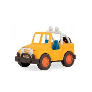 Jeep 2x2 , sárga vagy kék (WW, 1-7 év)