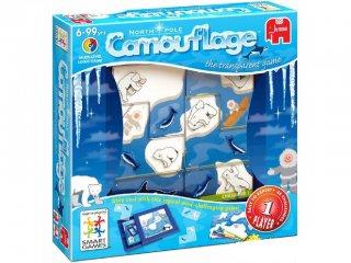 Jeges kaland, Camouflage North Pole (Smart Games, logikai játék, 6-99 év)