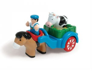 Jim farmer szekere, Wow Toys szerepjáték (1,5-5 év)