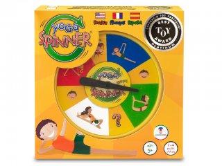 Jóga spinner (ThinkFun, mozgásfejlesztő társasjáték, 5-99 év)