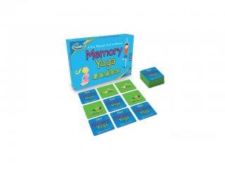 Jóga (ThinkFun, mozgásfejlesztő memóriajáték, 3-9 év)