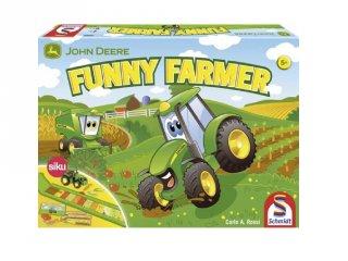 John Deere, Funny Farmer (Schmidt, családi társasjáték, 5-7 év)