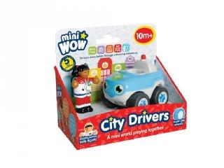 Jojo, a mentőautó, Wow Toys jármű (1-5 év)