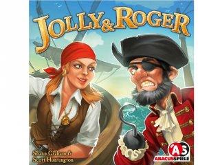 Jolly & Roger (AS, kétszemélyes kalózos taktikai társasjáték, 8-99 év)