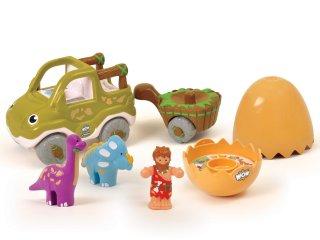 Jurassic Jimmy dínós jármű (Wow Toys, 1-5 év)