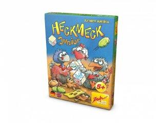 Kac Kac kukac Junior (Zoch, matekot megszerettető társasjáték kisebbeknek, 5-10 év)