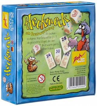 Kac Kac kukac társasjáték (Zoch, Heckmeck, matekot megszerettető társasjáték gyerekeknek, 7-99)