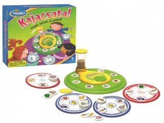 Kajacsata (Thinkfun, 7930, mókás, azonosság, megfigyelés, gyorsaság játék, 3-99 év )
