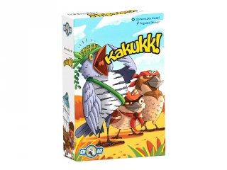 Kakukk (GK, startégiai kártyajáték, 10-99 év)
