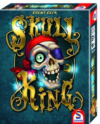 Kalóz rikiki (Schmidt, Skull King, Koponya király, tippelős kártyajáték, 8-99 év)