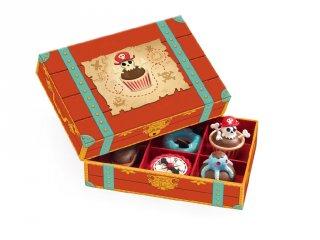 Kalózok süteményei, Djeco játék konyha - 6524