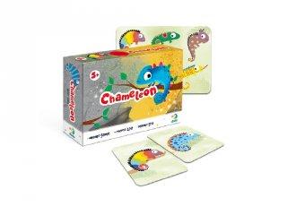 Kaméleon memória játék, kártyajáték (DO, 5-10 év)
