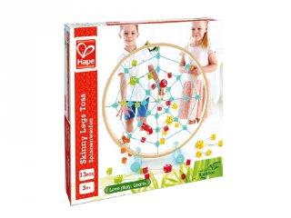 Kapós pókháló, célba dobó ügyességi játék (4-8 év)