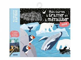 Karckép készítő Északi sarki állatok, kreatív készlet (AU, 5-12 év)