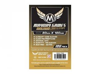 Kártyavédő kártyajátékokhoz, 80x120 mm (100 db-os, pl. Dixit)