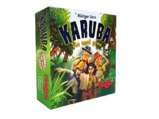 Karuba kártyajáték (Haba, társasjáték, 8-99 év)