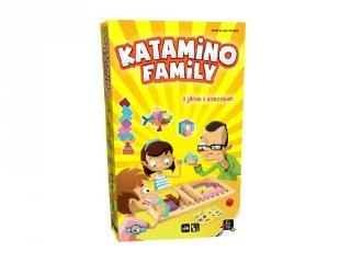 Katamino family, tetrisz-szerű logikai játék (3-12 év)
