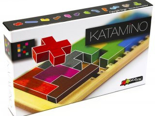 Katamino (Gigamic, logikai játék, 3-99 év)
