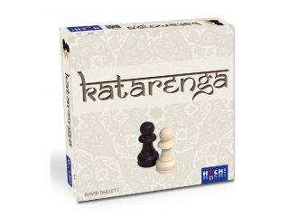 Katarenga, stratégiai társasjáték (absztrakt, sakk szerű játék, 8-99 év)