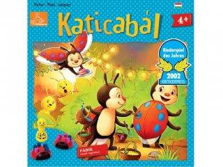 Katicabál (Kooperatív társasjáték óvodásoknak, 4-8 év)