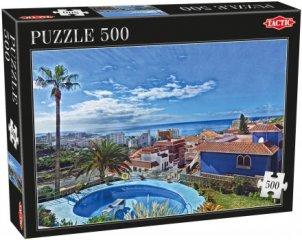 Kék ég, 500 db-os puzzle (Tactic, 53563, puzzle 500 db, 6-99 év)