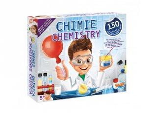 Kémiai labor 150 kísérlettel, Buki tudományos játék (8-14 év)