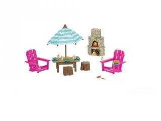 Kerti bútorok, Lil Woodzeez szerepjáték (3-6 év)