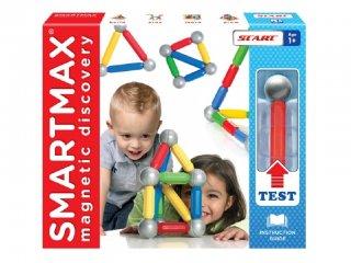 Kezdő készlet (Smartmax Start 23 db-os mágneses építőjáték, 3-7 év)