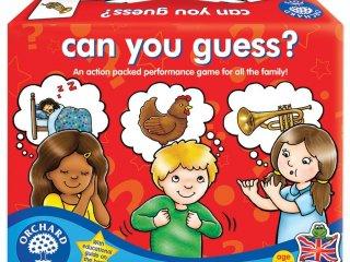 Ki tudod találni? (Orchard, utánozós társasjáték, 4-99 év)