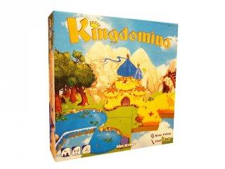 Kingdomino (BO, taktikai, családi társasjáték, 8-99 év)
