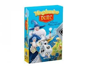 Kingdomino Duel taktikai, kétszemélyes társasjáték (BO, 8-99 év)