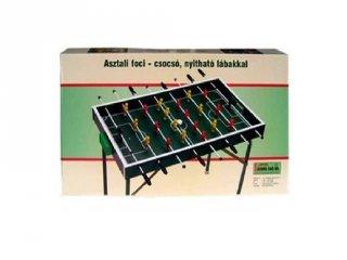 Kinyitható csocsó asztal, focis ügyességi játék (10-99 év)